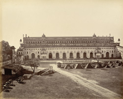 Lucknow. Great Imambara.
